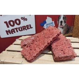 Steak volaille boeuf 1kg