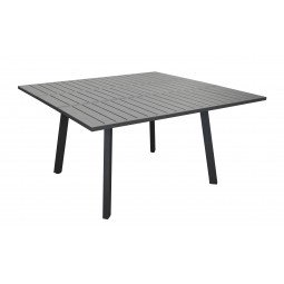 Barcelona table 100/145x145 - grey