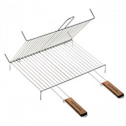 Grille a pied double / 1 poignee /