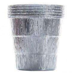 Traeger - lot de 5 barquettes aluminium