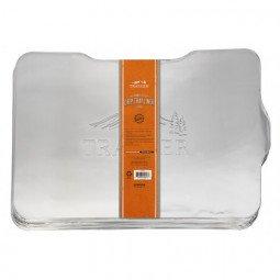 Traeger - lot de 5 plaques alu récupération graisse