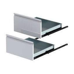 Kit tiroirs inox