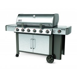 Genesis ii lx e-640 gbs gas grill