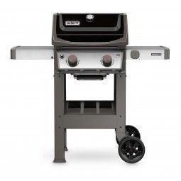 Spirit ii e-210 gas grill + plancha