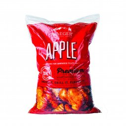 Pellets traeger - apple - sac de 9kg