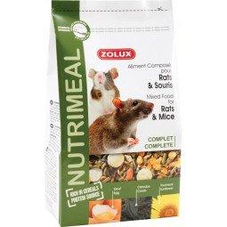 Aliment rat/souris nutrimeal 800g