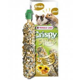 Sticks gerbilles souris tournesol & miel