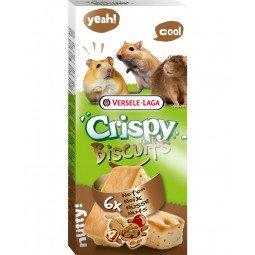 Biscuits rongeurs noix 6 pieces