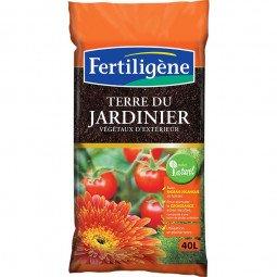 Terre du jardinier Fertiligène 40L