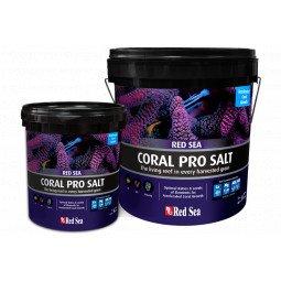 Sel corail gro en seau