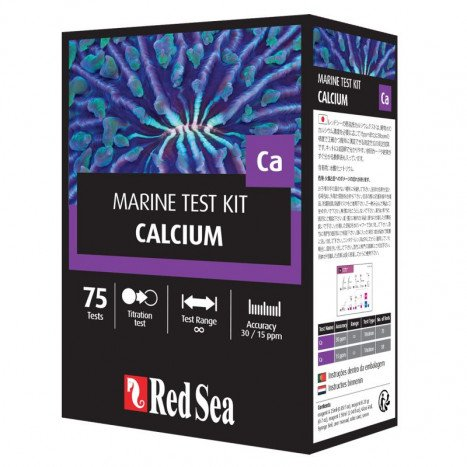 Test calcium - 75 tests