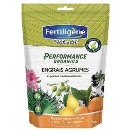 Performance organics engrais agrumes, plantes méditerranéennes FERTILIGENE 700g