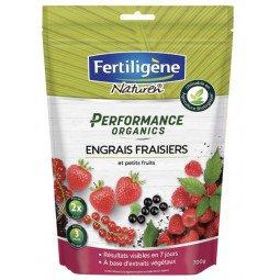 Performance organics engrais fraisiers et petits fruits FERTILIGENE 700g
