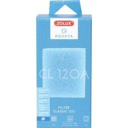 Mousse bleue classic 120 aquaya