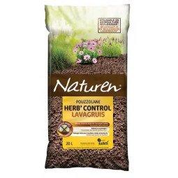 Paillage pouzzolane herb'control FERTILIGENE 20L