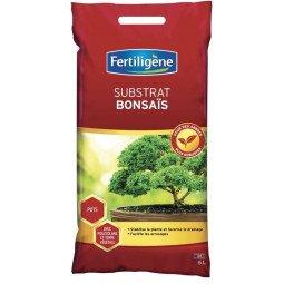 Substrat pour bonsaïs FERTILIGENE 6L