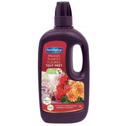 Engrais plantes fleuries tout prêt liquide FERTILIGENE 1L
