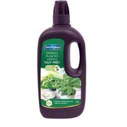 Engrais plantes vertes tout prêt liquide FERTILIGENE 1L