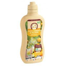 Engrais liquide agrumes & palmiers OR BRUN 1L