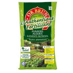 L'authentique fertilisant OR BRUN 5 kg