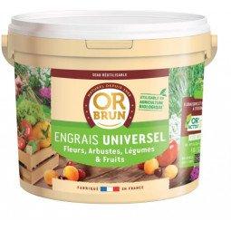 Engrais universel granulés OR BRUN 4 kg