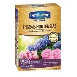 Engrais hortensias, rhododendrons, camélias et azalées mini-granulés FERTILIGENE 1.5KG