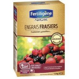 Engrais fraisiers, framboisiers, groseilliers mini-granulés FERTILIGENE 750G