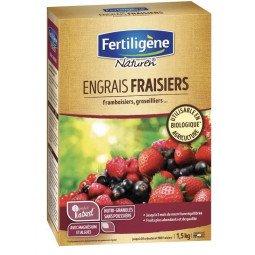 Engrais fraisiers, framboisiers, groseilliers mini-granulés FERTILIGENE 1.5KG