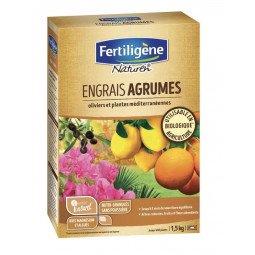 Engrais agrumes et plantes méditerranéennes mini-granulés FERTILIGENE 750G