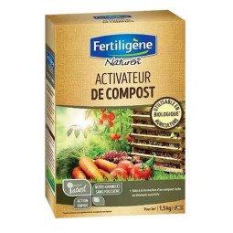 Activateur de compost biologique FERTILIGENE 1.5KG