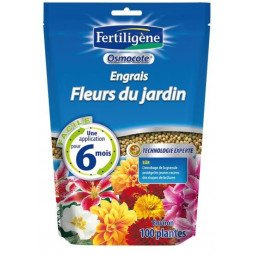 Engrais fleurs du jardin FERTILIGENE 750G