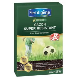 Gazon super résistant FERTILIGENE 1KG