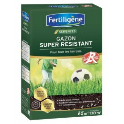 Gazon super résistant FERTILIGENE 2KG
