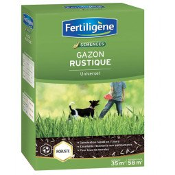 Gazon rustique universel FERTILIGENE 875G