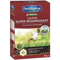 Gazon super regarnissant FERTILIGENE 875G