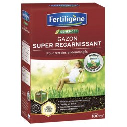 Gazon super regarnissant FERTILIGENE 5KG