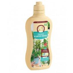 Engrais plantes vertes liquide OR BRUN 1L