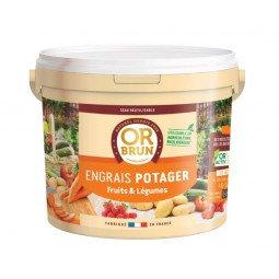 Engrais potager granulés OR BRUN 4kg