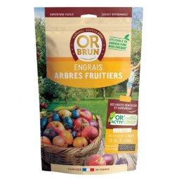 Engrais arbres fruitiers granulés OR BRUN 1.5kg