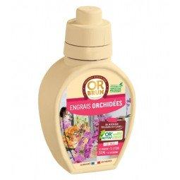 Engrais orchidées liquide OR BRUN 250 ml