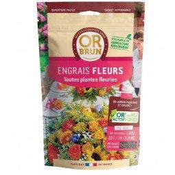 Engrais fleurs granulés OR BRUN 650g