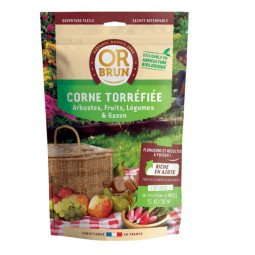 Corne torréfiée granulés OR BRUN 1,5 kg