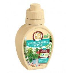 Engrais plantes vertes liquide OR BRUN 250ml
