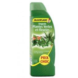 Engrais plantes vertes & fleuries ALGOFLASH 1L