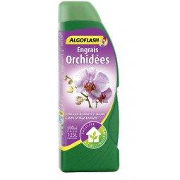Engrais orchidées liquide ALGOFLASH 500ml