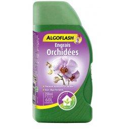 Engrais orchidées liquide ALGOFLASH 250ml