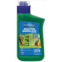 Solution bordelaise liquide concentrée FERTILIGENE 750ML