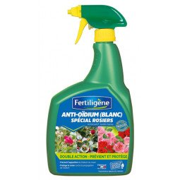 Anti-oïdium rosiers FERTILIGENE 750ML