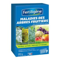 Maladies des fruitiers FERTILIGENE 350G
