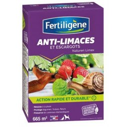 Anti-limaces FERTILIGENE 2KG